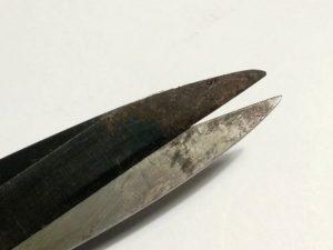 limpiar herramientas bonsai